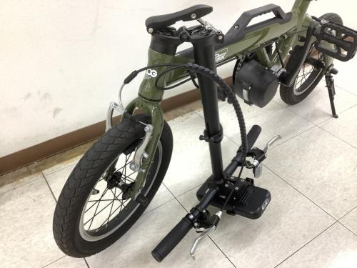 折りたたみ自転車の電動 自転車