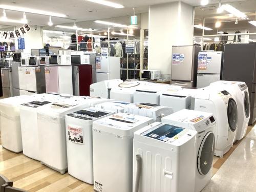 新生活の中古洗濯機