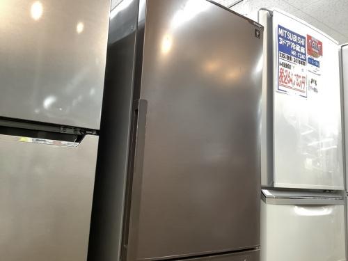 SHARP シャープの冷蔵庫 買取