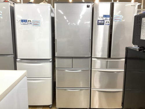 冷蔵庫 買取の中古冷蔵庫