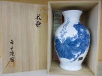 市川店花瓶