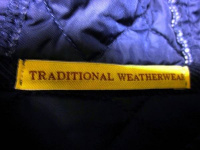 Traditional Weatherwear
