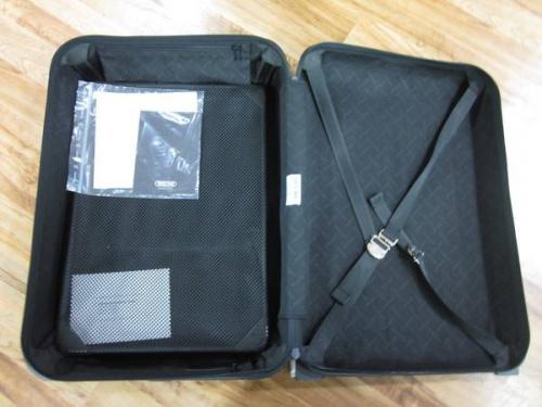 リモワのスーツケース