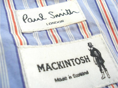 ポールスミス(Paul Smith)のマッキントッシュ(MACKINTOSH)