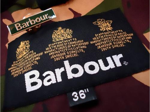 BarbourのURBAN RESEARCH DOORS