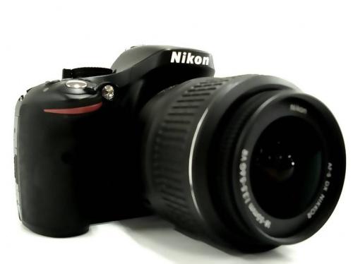 Nikonの1眼レフカメラ
