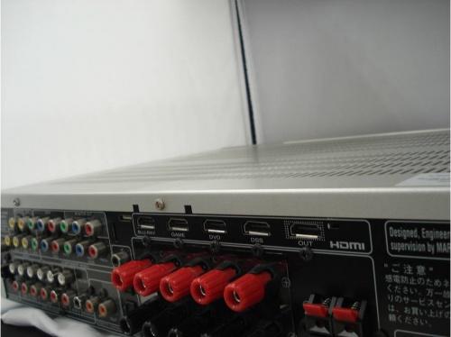 AVアンプのNR-1501