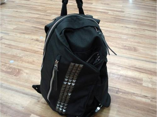 Backpackのバックパック