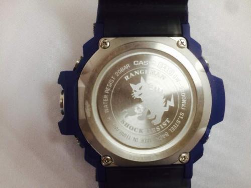 腕時計のCASIO G-SHOCK