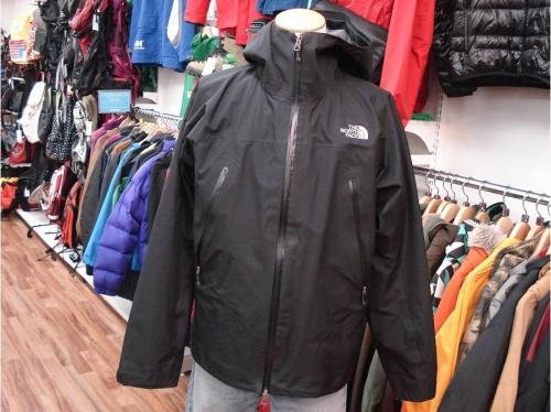 ジャケットのアウトドア