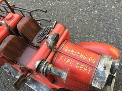 FIRE DEPT SO PRAIRIEの雑貨