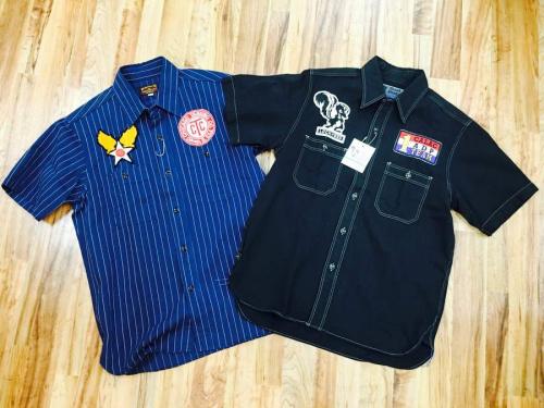 ワークシャツのBUZZ RICKSON'S