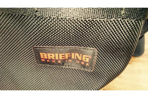 BRIEFINGのブリーフバッグ