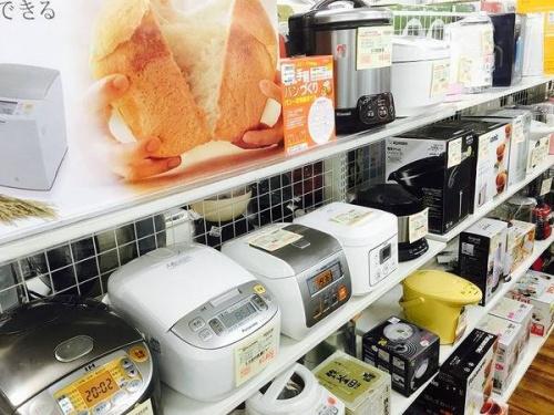 冷蔵庫のキッチン家電