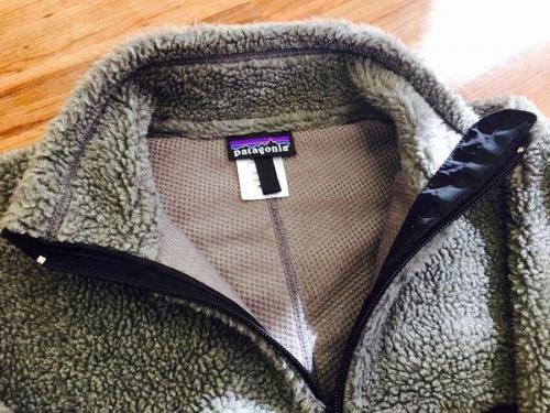 フリースジャケットのパタゴニア