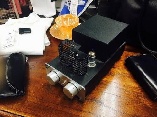 デジタル家電のプリアンプ