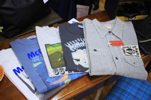 メンズファッションのTOYS McCOY