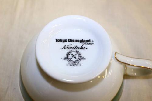Noritakeのカップ&ソーサ