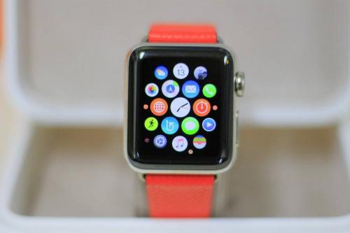 Apple WatchのHERMES