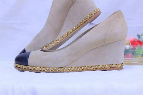 #靴の#パンプス