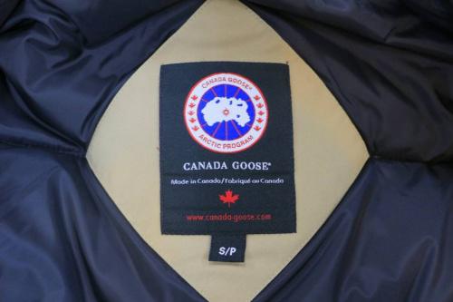 ダウンジャケットのカナダグース(CANADA GOOSE)