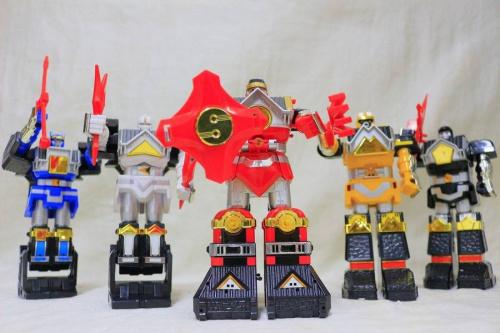 DX無敵将軍のスーパー戦隊