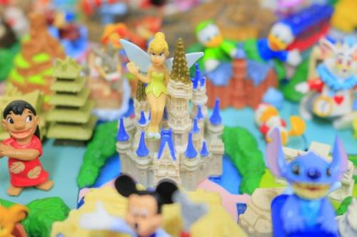 フィギュアの東京ディズニーリゾート