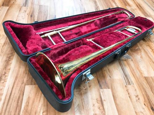 楽器のトロンボーン