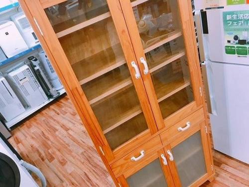 カップボード・食器棚のMOMO NATURAL