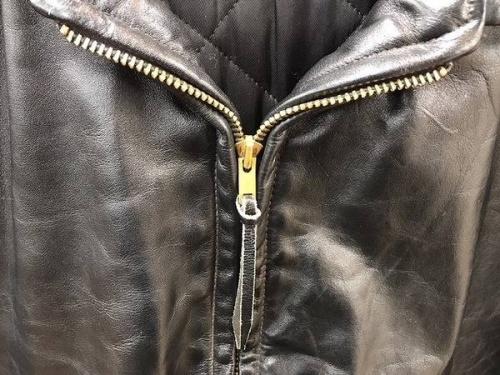 ホースハイドジャケットのアメカジ