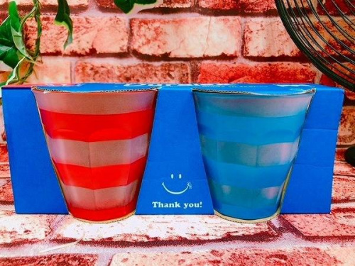グラスのロンハーマンコラボ