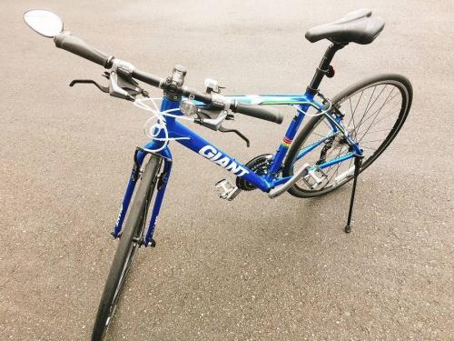 スポーツ用品の中古自転車