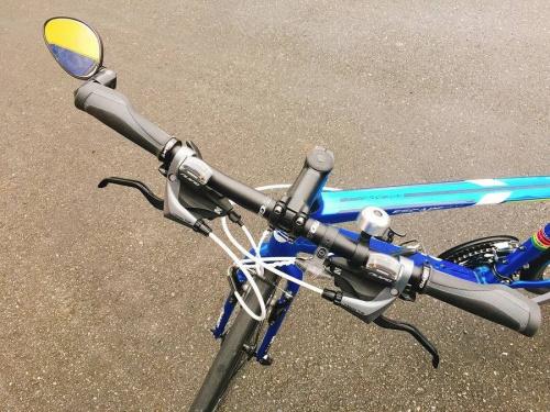 中古自転車の中古クロスバイク