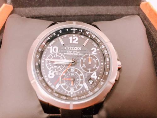 腕時計のCITEZEN