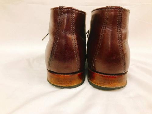 靴のレッドウイング