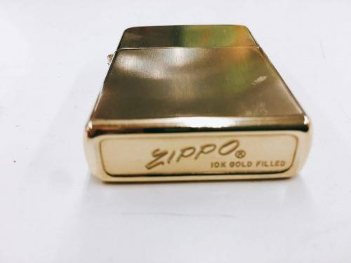 中古 市川 ZIPPOの中古 GOLD FIELD ZIPPO