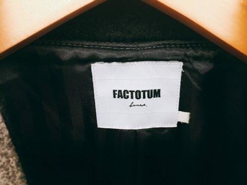 中古 FACTOTUMのFACTOTUM 買取