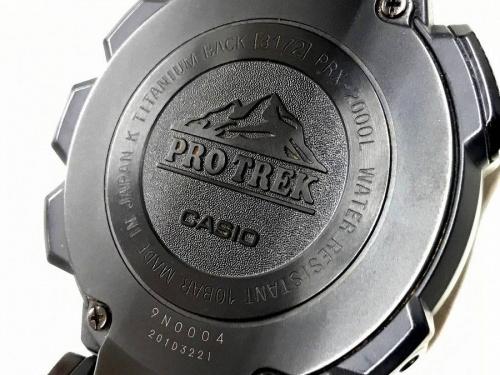 腕時計 中古のCASIO 中古
