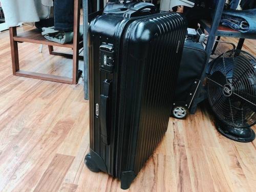 キャリーバッグ スーツケース 中古のRIMOWA リモワ 中古