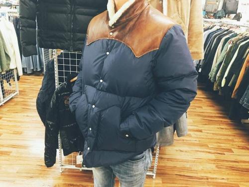 メンズファッションの市川 ダウンジャケット 買取強化