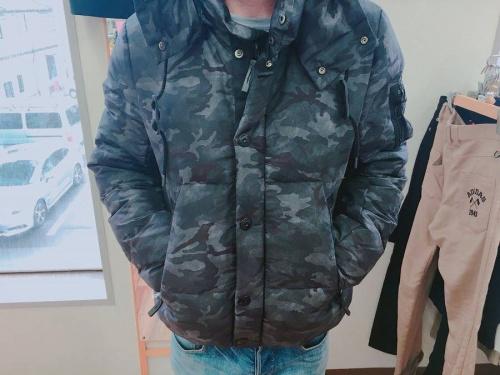 市川 ダウンジャケット 買取強化の千葉 ダウンジャケット トレファク