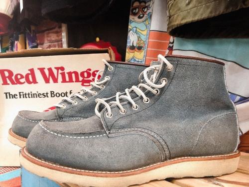 RED WING のレッドウィング ブーツ