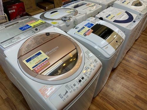 新生活の冷蔵庫 洗濯機 中古