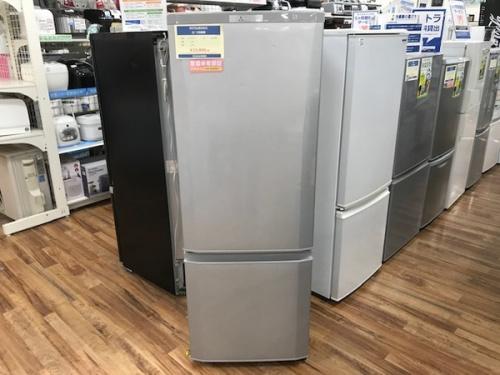 新生活の2ドア冷蔵庫