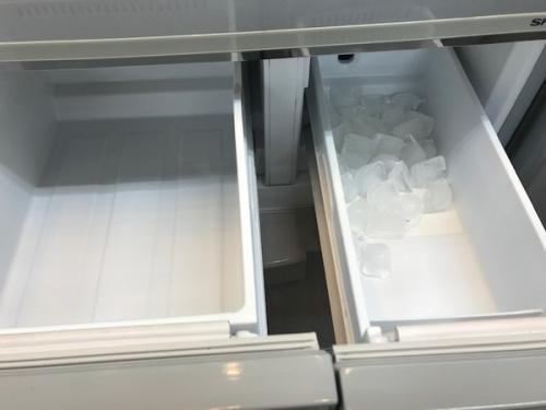5ドア冷蔵庫のSHARP