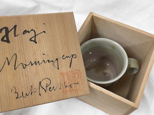 和食器のマグカップ