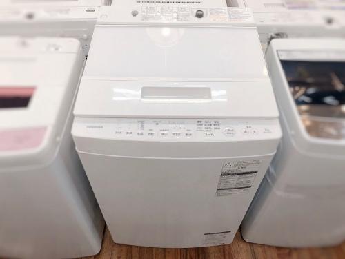 高年式 家電 の全自動洗濯機