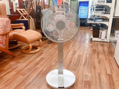夏物家電の扇風機 中古