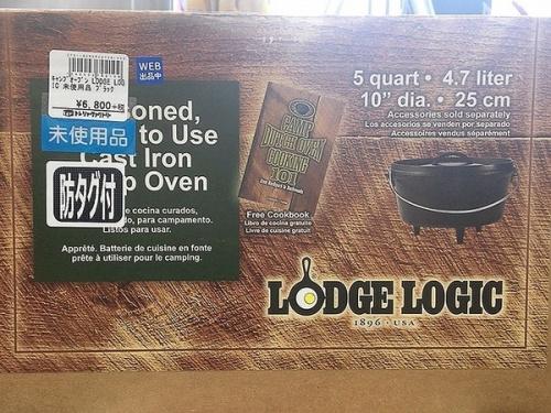 オーブン のLODGE LOGIC ロッジロジック