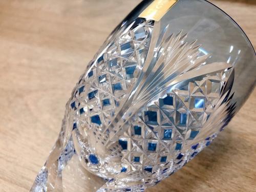 切子グラス のカガミクリスタル